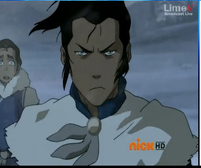 Korra the legend of korra noatak it's the truth and you know it