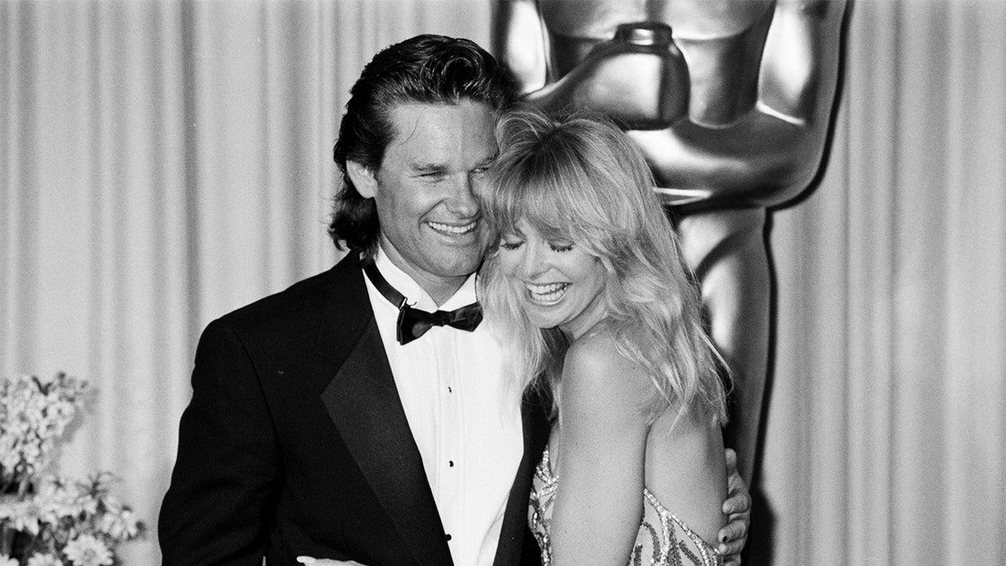 "Kurt Russell and Goldie Hawn's ""Bizarre"" First Date Involved the Police"
