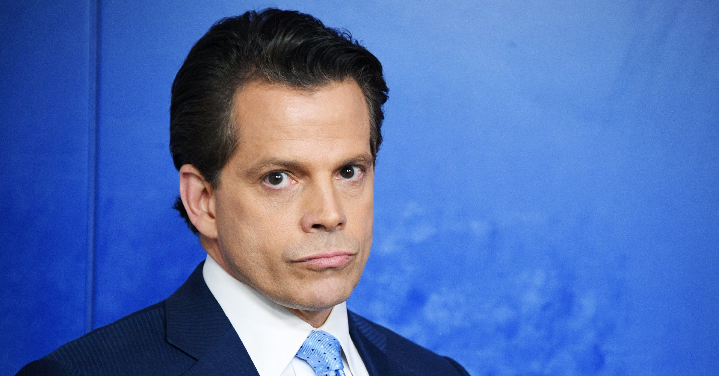 Trump Communications Director Anthony Scaramucci Disagrees With Most Trump Policies