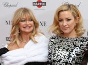 Hawn and Hudson talk motherdaughter beauty