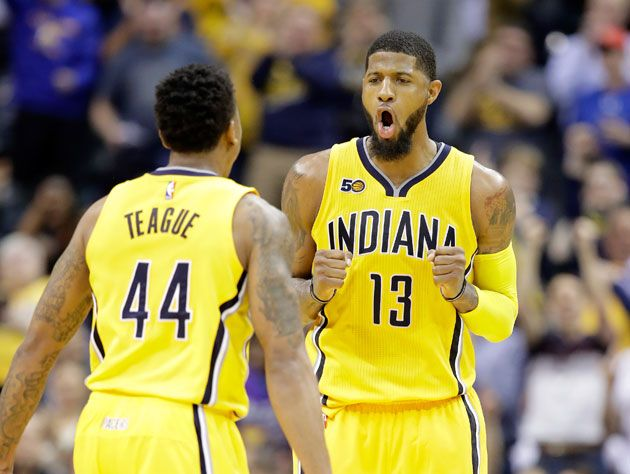 The Indiana Pacers? Gone till November. - Yahoo Sports