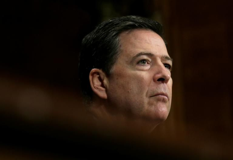James Comey 'knew key Clinton intelligence was fake' and acted on it anyway