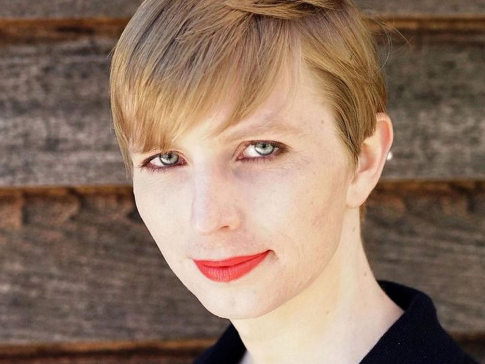 Chelsea Manning posts first photo day after release from prison
