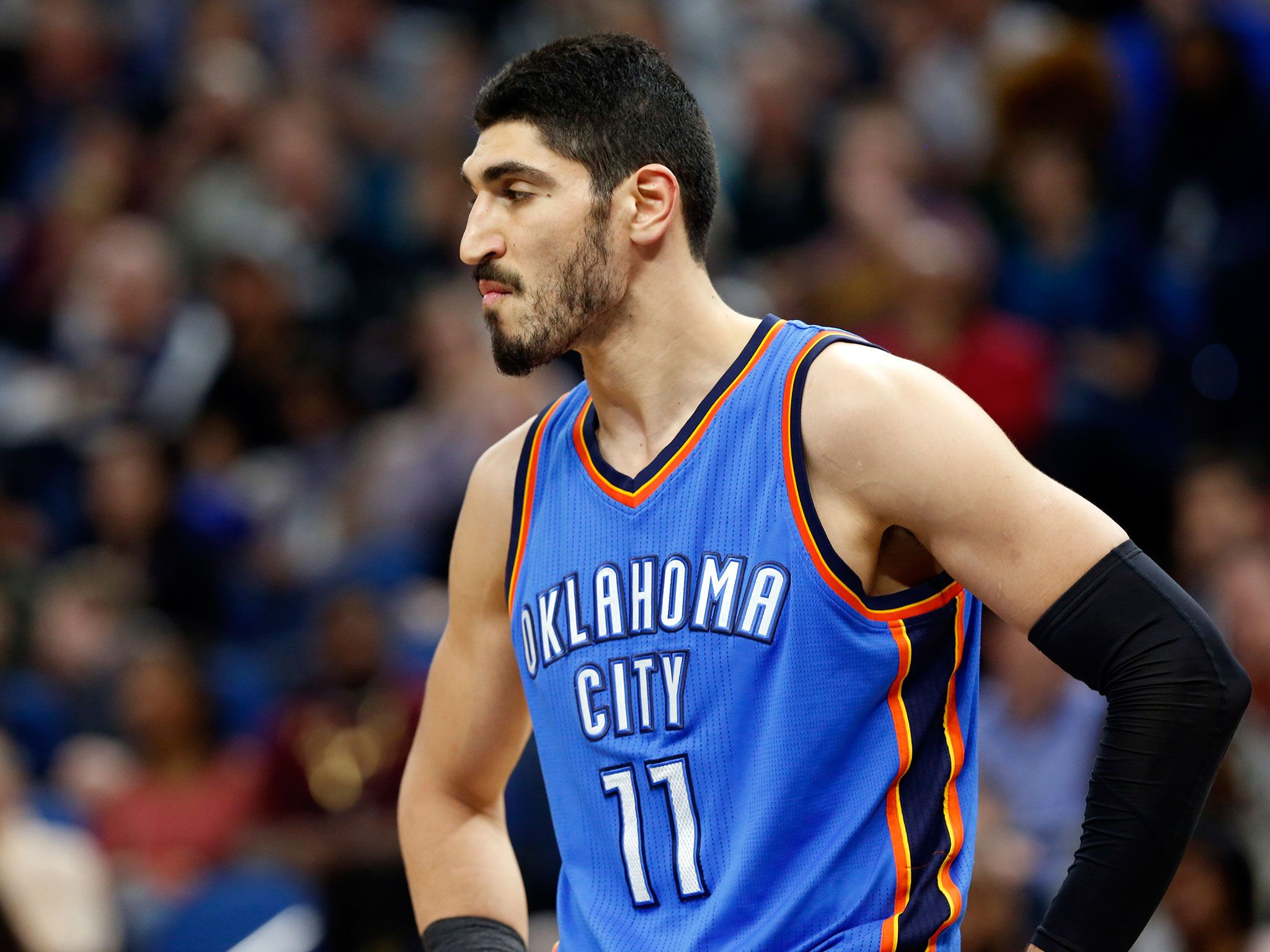 NBA basketball player Enes Kanter held at Romanian airport after Turkey cancels passport in post-coup crackdown