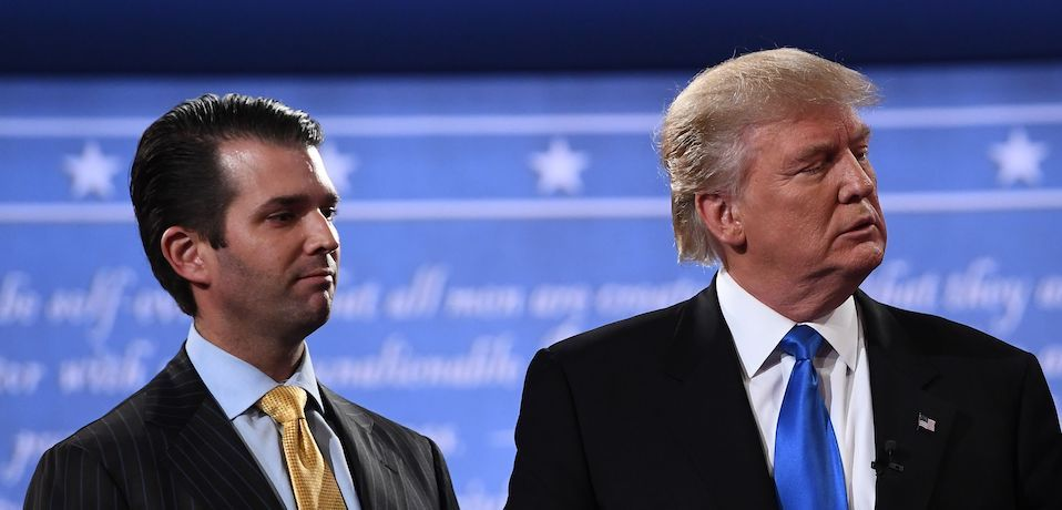 What Did Trump Know About His Son's Meeting, and When Did He Know It?