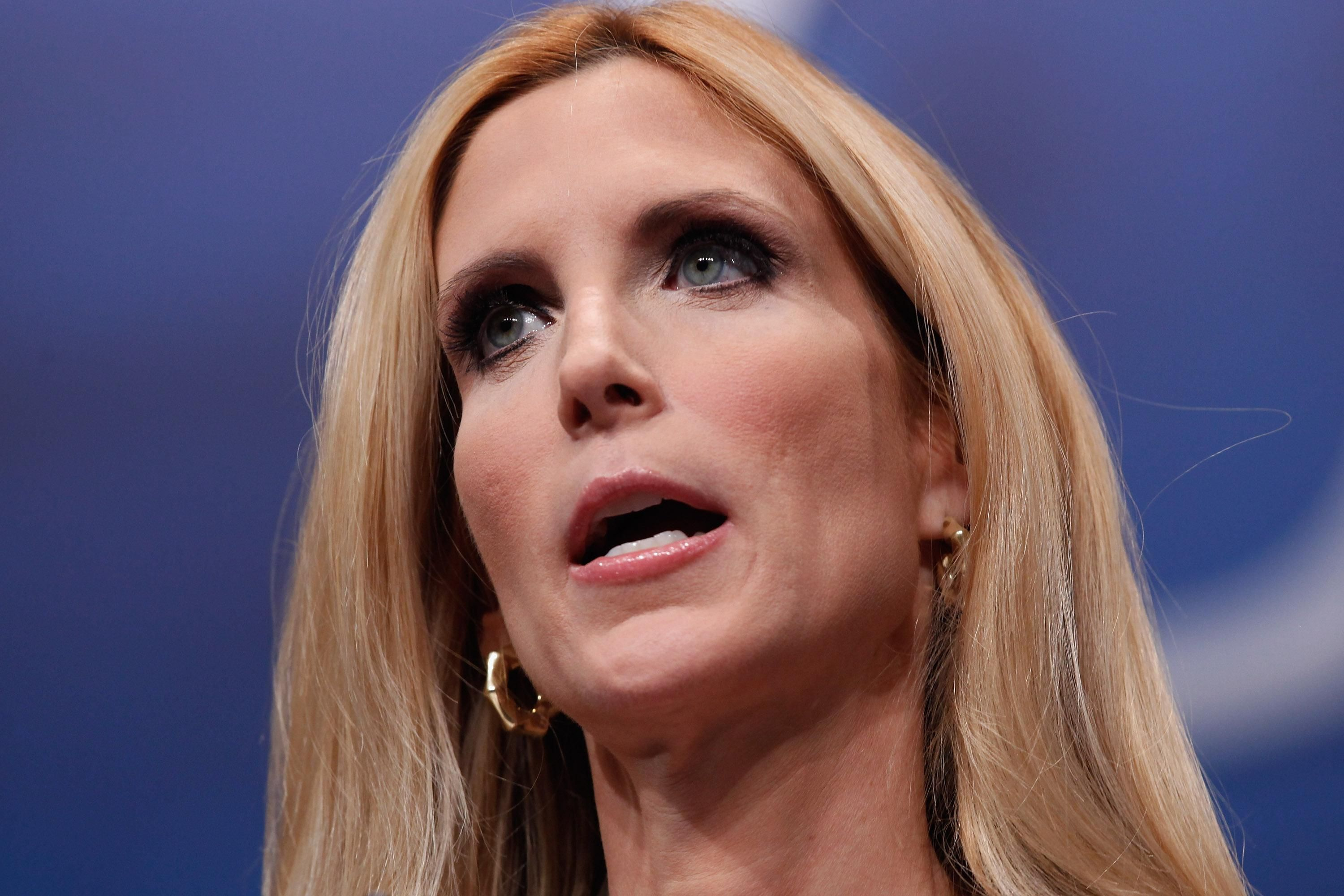 Ann Coulter Slams Sean Hannity For Trump 'Zealotry'