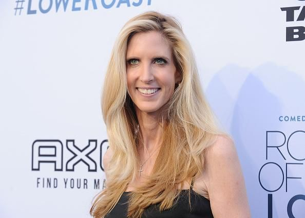 Twitter Asks Ann Coulter To 'Get Over' The Delta Airlines Issue