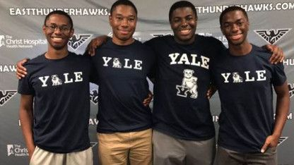 Quadruplets Who All Got Accepted to Ivy League Schools: 'We Pick Yale!'