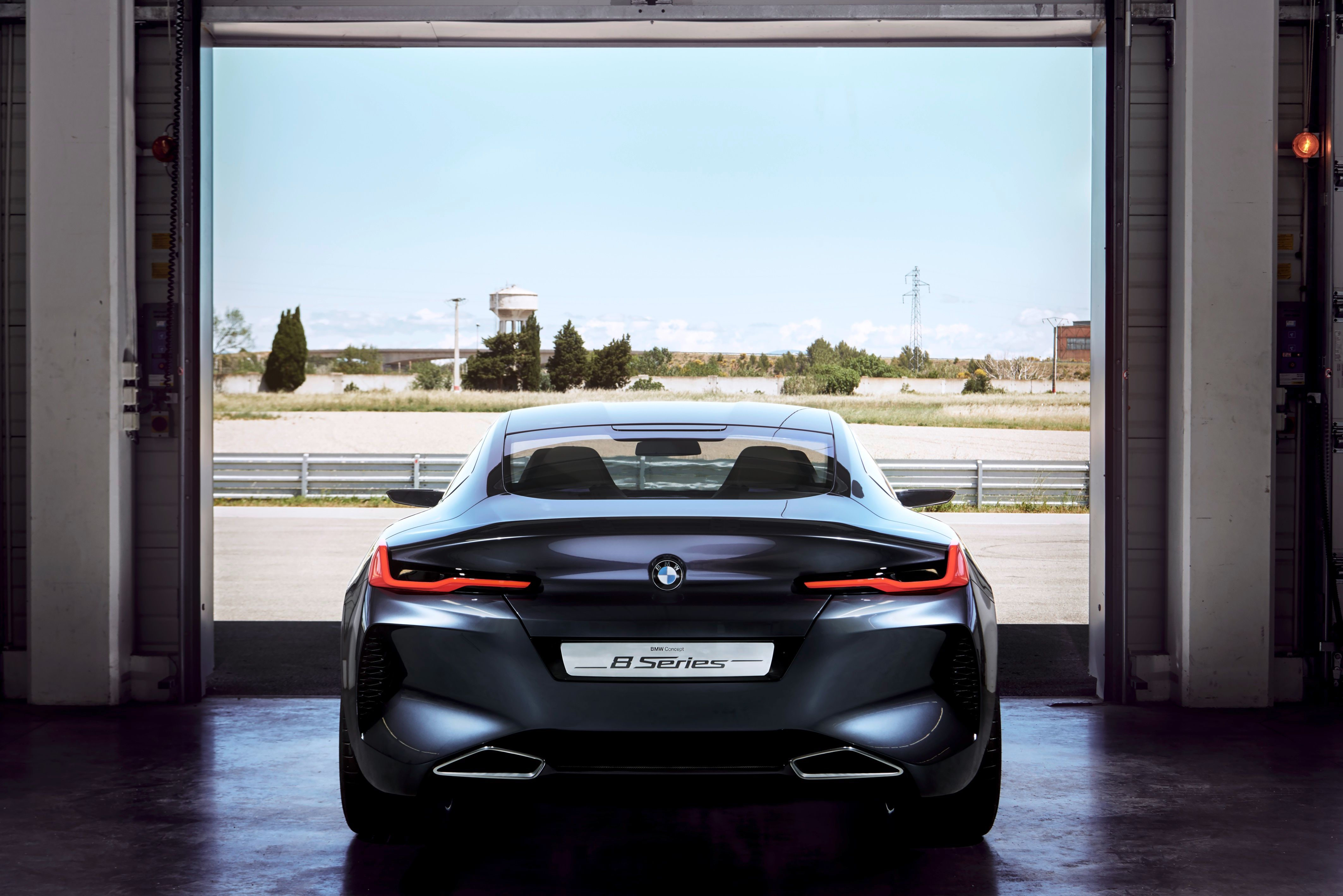 The BMW 8-Series Is the Return of the Big BMW