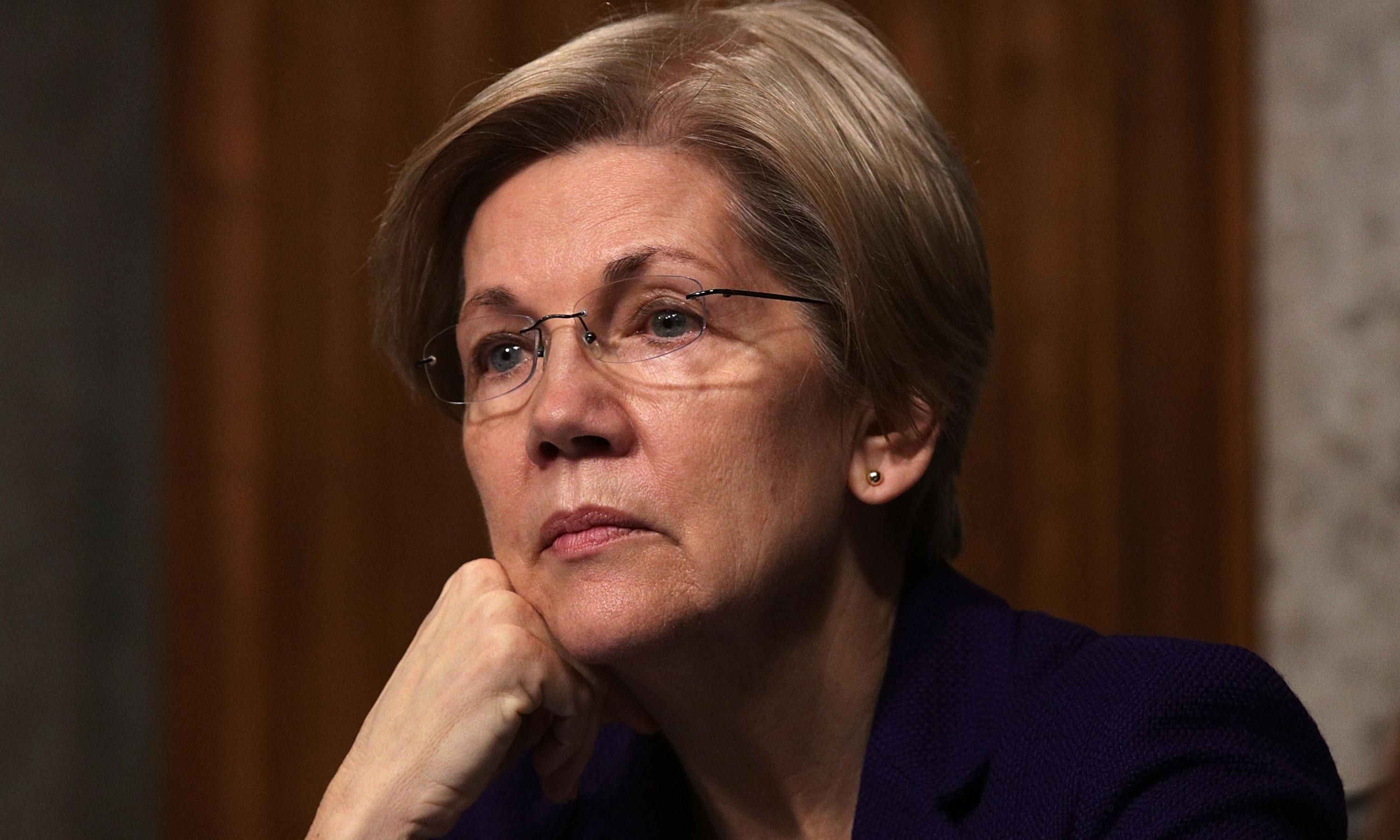 Elizabeth Warren calls out Obama and Democrats for losing way on economy