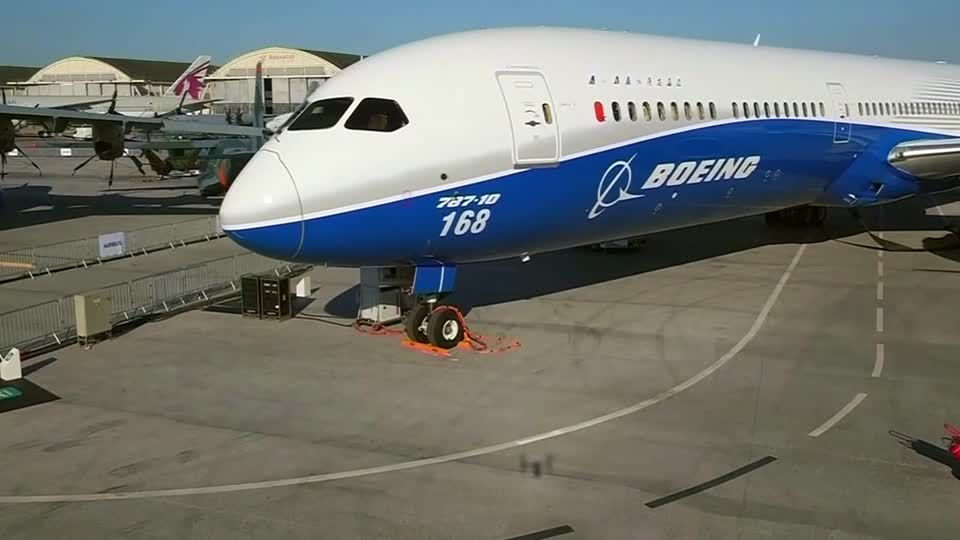 Boeing launches new jet