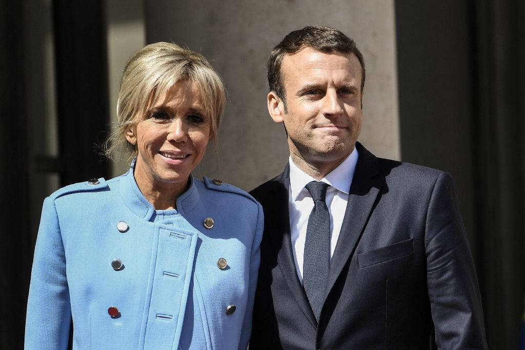 Macron to backpedal on creating First Lady status