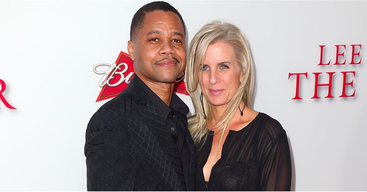 Cuba Gooding Jr. and Sara Kapfer Divorcing January 2017 - POPSUGAR UK