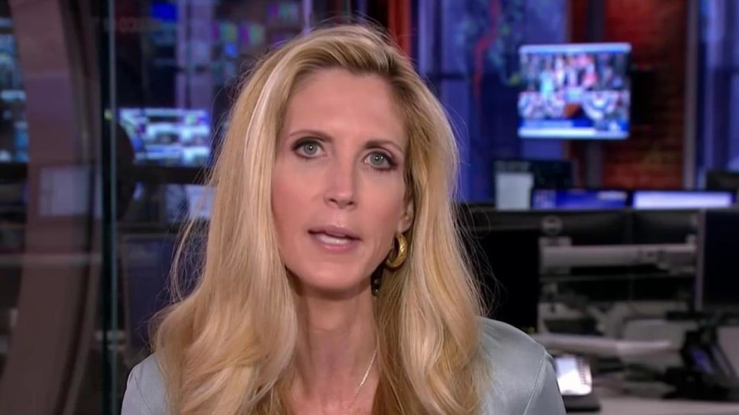 Ann Coulter defends Trump's consistency