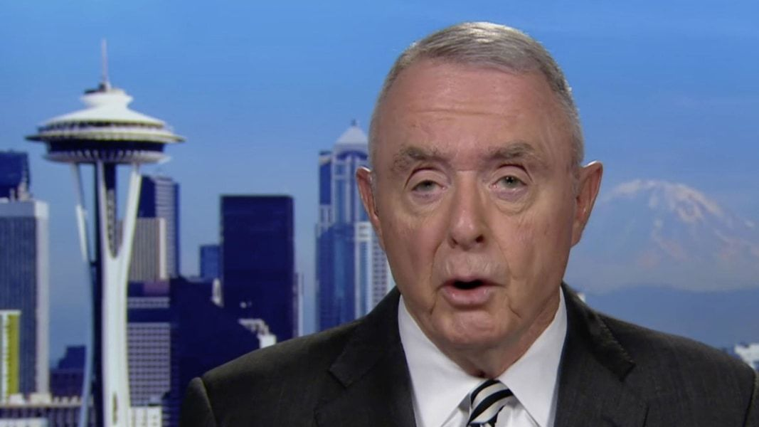 Gen. Barry McCaffrey talks Trump and torture