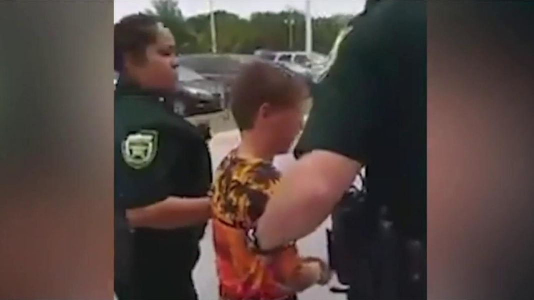 Shocking Video Shows Arrest of 10-Year-Old With Autism