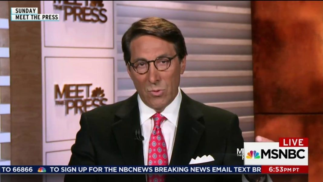 Trump lawyer/spokesman Sekulow underperforming on TV