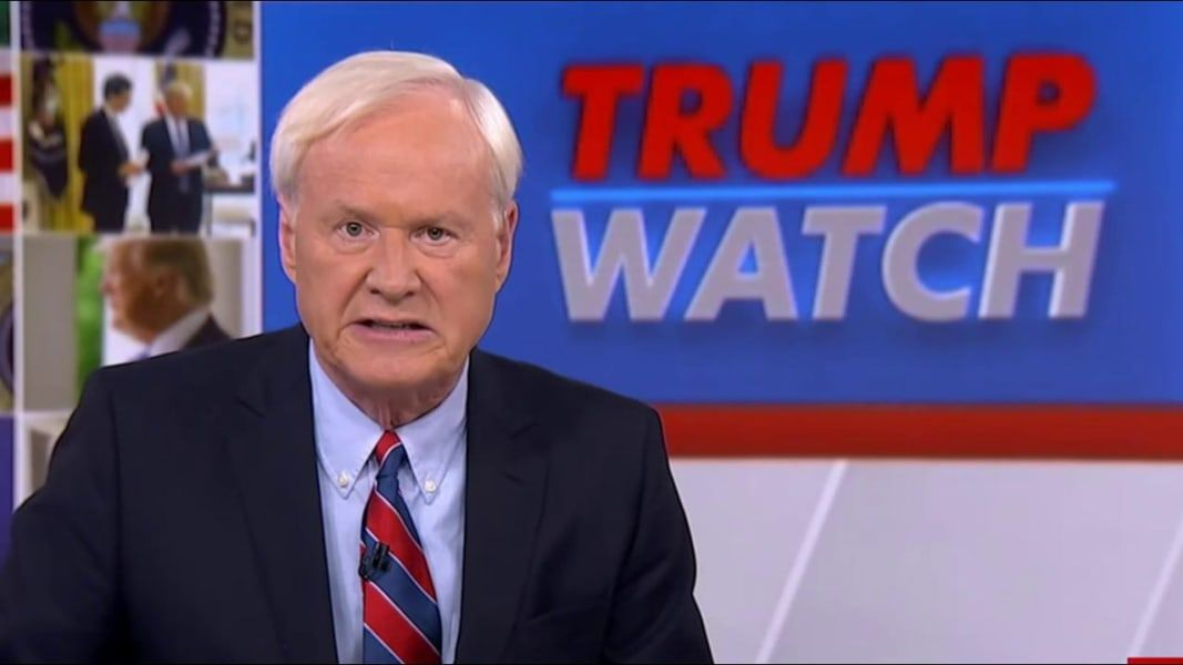 Matthews: The West Wing story has become...