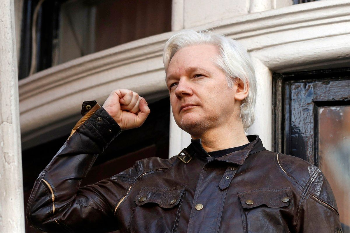 Julian Assange Declares Victory After Sweden Drops Rape Probe of WikiLeaks Founder - NBCNews.com