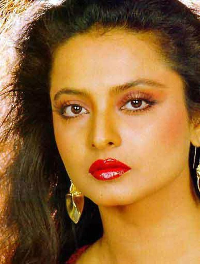 Rekha Goes