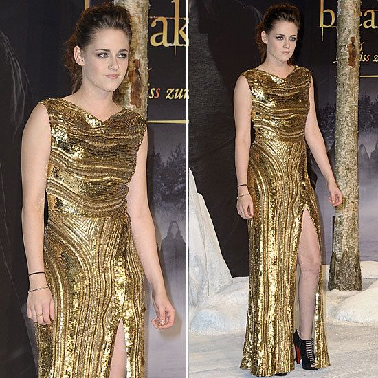 Kristen Stewart Premiere The Twilight Saga Breaking Dawn 2 In Berlin