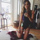We're crazy in love with Isabelle Cornish's Tallow wetsuit. Santa
