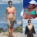 HALLE RANKS #2 IN OUR BIKINI BRACKET — SEE HER HOTTEST SWIMSUIT