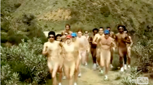 Naked Running Camp