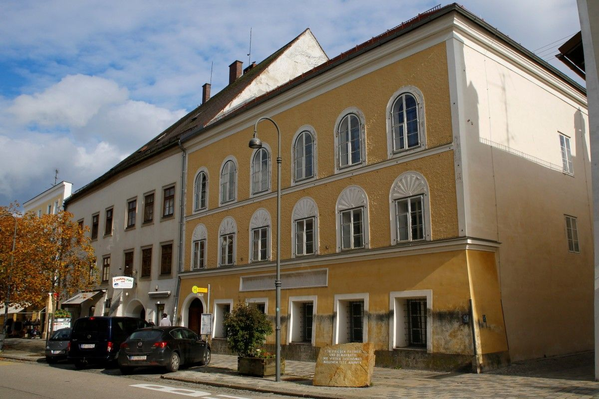 Hitler's Austrian Birthplace to Be Turned Into Home for Disabled - NBCNews.com
