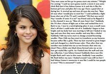 selena gomez tg caption  toatg tg cap's and stuff