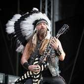 Black Label Society La Rock The City 2012 - Ca De La Sudisti La