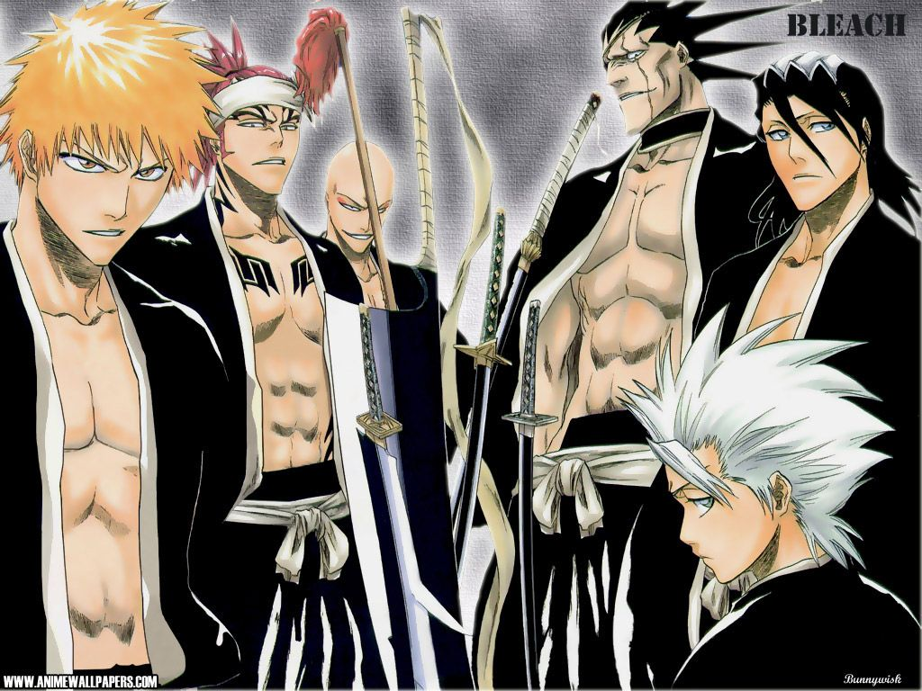 Bleach Gay