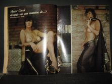 Revista Interview # 26 Mayte Carol Topless En Portada 1978  $ 150 00