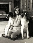 DIANA RIGG Miss Peel we are needed!