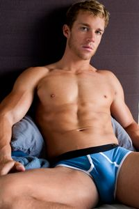 ryan wright s underwear model page gay underwear models