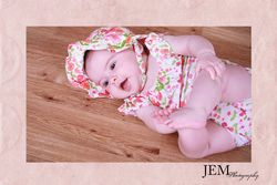 Sweet Sylvia – 3 months « JEM Photography
