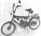 here s two pics of belorussian kroha moped kroha means the little one