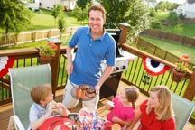 outdoor party ideas | Mosquito Control for your yard  safe for family