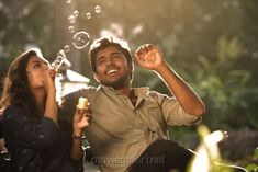 Nazriya Nazim, Nivin in Neram Tamil Movie Stills [ Gallery View ]