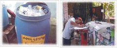 Gambar 6: Sampah Non Organik Dikelola oleh Bank Sampah Kopkar UNISBA