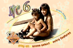 NC6 � Junior Miss Pageant 1999 Vol 1  Part 1 | Naturist DVD Review