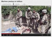 US pigs urinate on Taliban | NEW POWER
