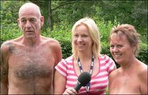BBC  Gloucestershire  Foresters' love of nature and nudity
