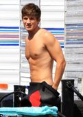 "Matt Lanter 27 who rose to fame on Bravo's ""Manhunt"" the"