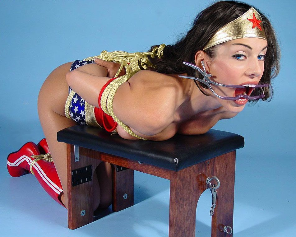 Wonder Woman Rape