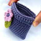 Crochet Pattern Central � Free Purse Crochet Pattern Link Directory