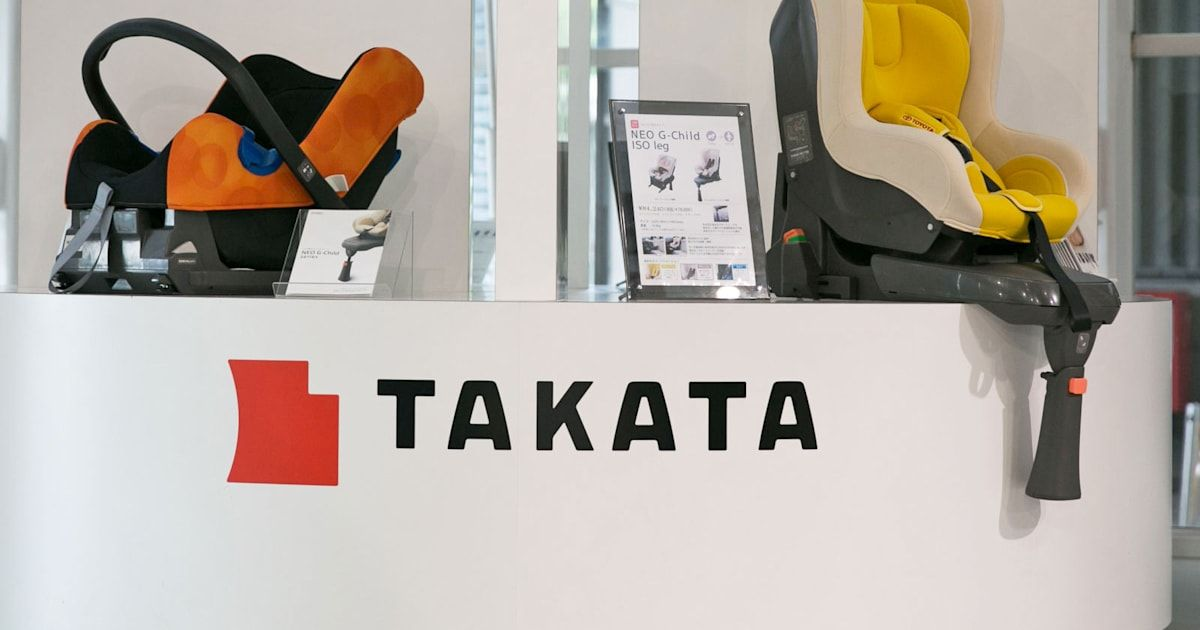 Faulty airbags cost Takata everything