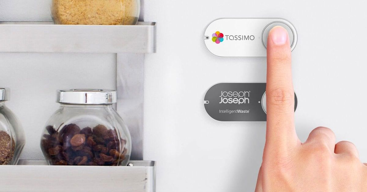 Amazon UK adds Dash buttons for beer and batteries