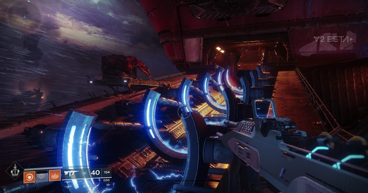 One weekend with the 'Destiny 2' beta