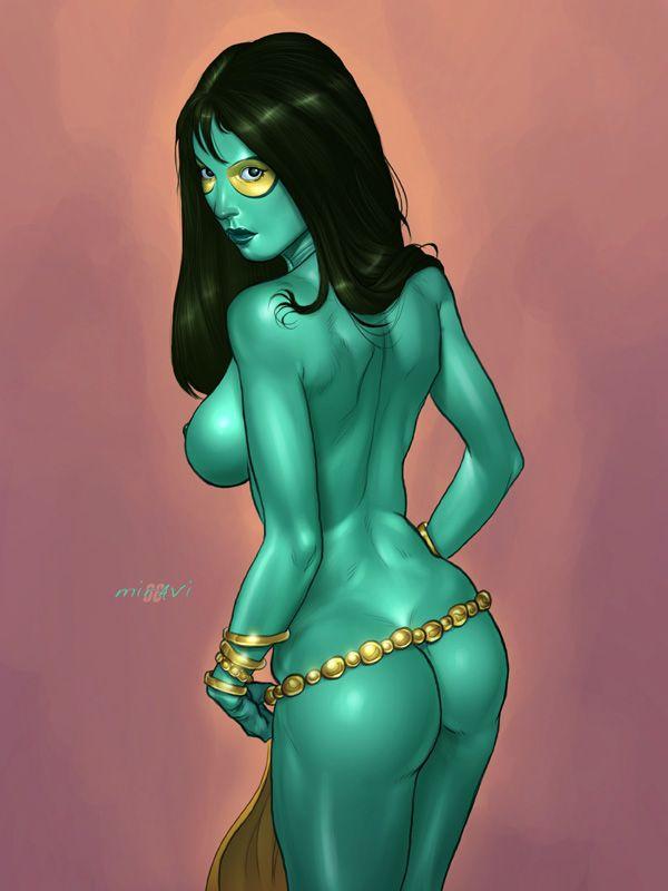 Illiana Nudes